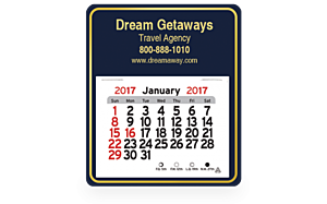 Simple Stick Calendar   Standard