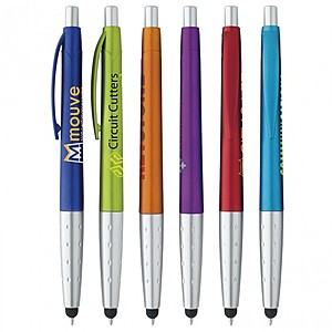Flav Metallic Stylus Pen