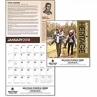 African American Heritage: Family Calendar