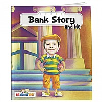 All About Me Book: Bank Story And Me
