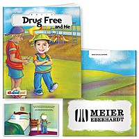 All About Me Book: Drug Free And Me