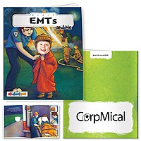 All About Me Book: Emts And Me