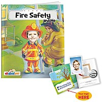 All About Me Book: Fire Safety And Me