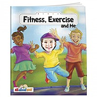All About Me Book: Fitness, Exercise And Me