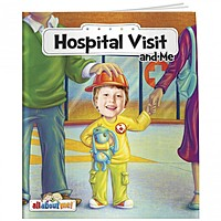 All About Me Book: Hospital Visit And Me