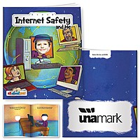 All About Me Book: Internet Safety And Me