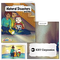 All About Me Book: Natural Disasters And Me