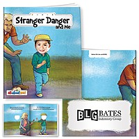 All About Me Book: Stranger Danger And Me