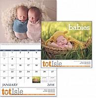 Babies Spiral Calendar