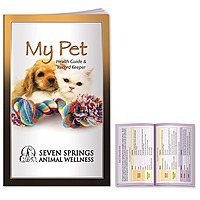 Better Book: My Pet Health Guide Record Keeper