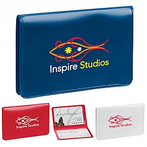 Business Card/License Holder