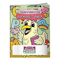 Coloring Book: Word Y Bird Y The Alphabet Bird