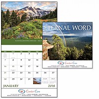Eternal Word Stapled Calendar