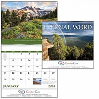 Eternal Word Without Funeral Planner Spiral