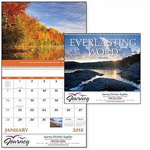 Everlasting Word W Funeral Pre Planning Form Spiral Calendar