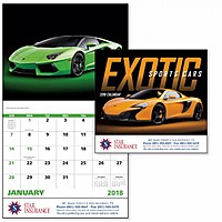 Exotic Sports Cars Stapled
