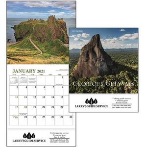 Glorious Getaways Mini Calendar