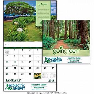 Goingreen Stapled Calendar