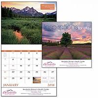 Inspirations For Life Stapled Calendar