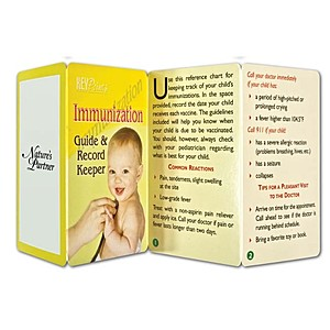 Key Point: Immunization Guide Record Keeper