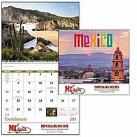 Mexico Spiral Calendar