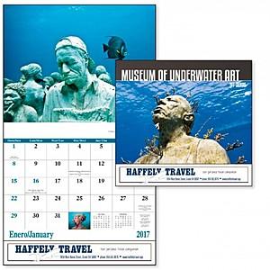 Museum Of Underwater Art Stapled