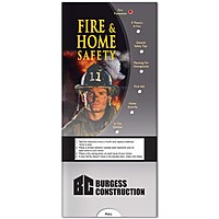 Pocket Slider: Fire Home Safety