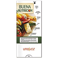 Pocket Slider: Good Nutrition (Spanish)