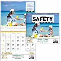 Safety Spiral Calendar