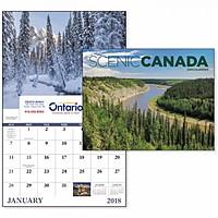 Scenic Canada Window