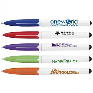 Multi Clip Stylus Pen