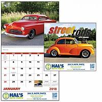 Street Rods Spiral Calendar
