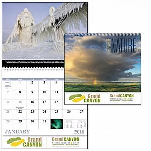 The Power Of Nature Spiral Calendar