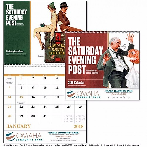 The Saturday Evening Post Spiral