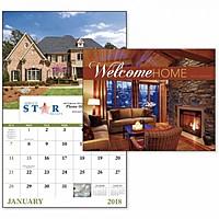 Welcome Home Window Calendar