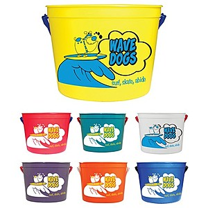 64 Oz. Pail With Handle