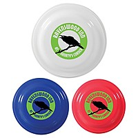 Decorated Flyer Lid For 64oz Or 87oz Pai