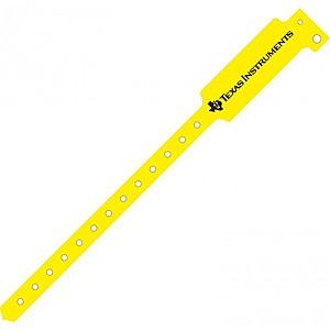 "1"" Super Plastic Wristband"