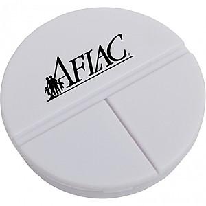 3 Compartment Pill Case