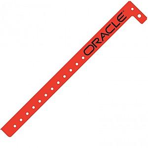 "3/4"" Super Plastic Wristband"