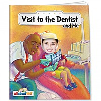 Visit To The Dentist And Me Book