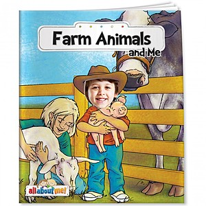 All About Me   Farm Animals And Me