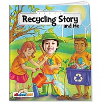 All About Me   Recycling Story And Me