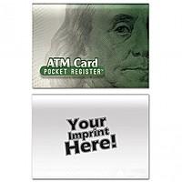 Atm Pocket Register   Money