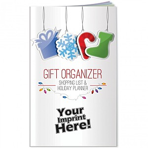 Better Book   Gift Organizer: Shopping List Planner & Holiday Calendar