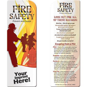 Bookmark   Fire Safety: Prevent And Escape