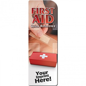 Bookmark   First Aid: Quick Reference