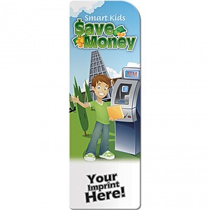 Bookmark   Smart Kids Save Money