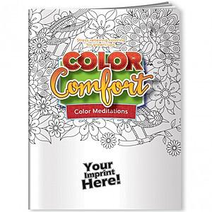 Color Comfort   Color Meditations (Birds)