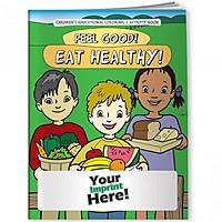 Coloring Book   Feel Good! Eat Healthy!